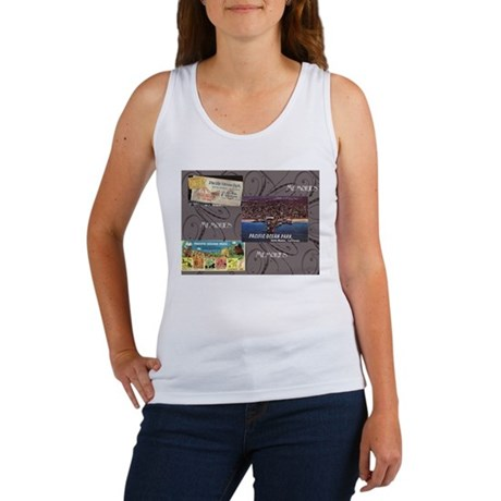 Pacific Ocean Park Memories Women's Tank Top