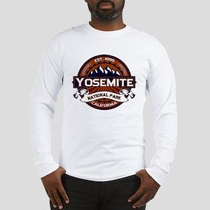 Yosemite Vibrant Long Sleeve T-Shirt
