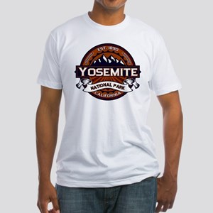 Yosemite Vibrant Fitted T-Shirt