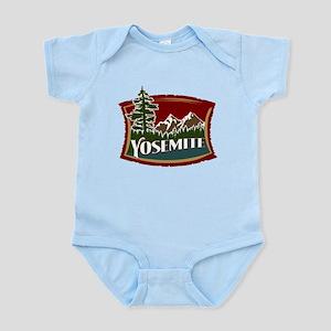 Yosemite Mountains Infant Bodysuit