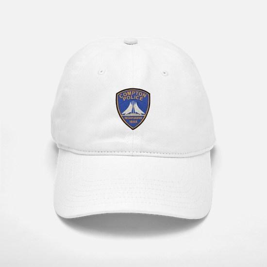 Compton Police Last Style Baseball Baseball Cap
