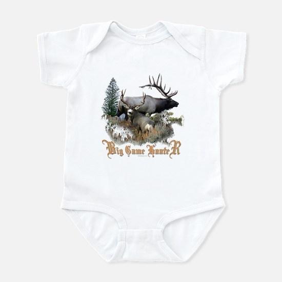 Big Game Hunter Infant Bodysuit