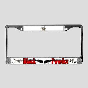 Big Game Hunter License Plate Frame