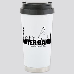 OBX Watersports Stainless Steel Travel Mug