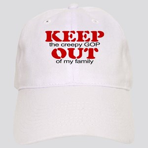 Keep out... family Cap