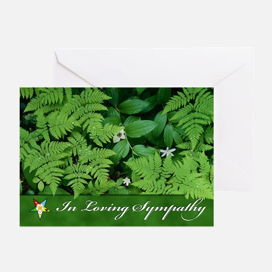OES Sympathy Greeting Cards (Pk of 20)