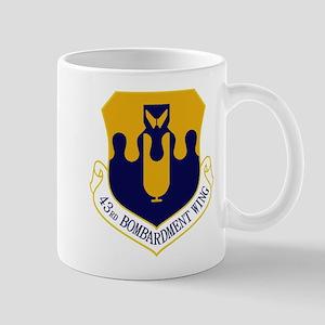 43rd Bomb Wing Mug