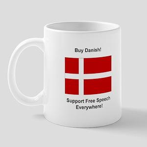 Denmark Mugs