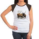 Elk Hunter Women's Cap Sleeve T-Shirt
