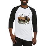 Elk Hunter Baseball Jersey