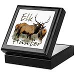 Elk Hunter Keepsake Box