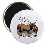 Elk Hunter Magnet