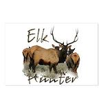 Elk Hunter Postcards (Package of 8)