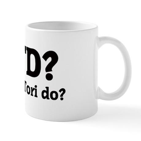 What would Tori do? Mug