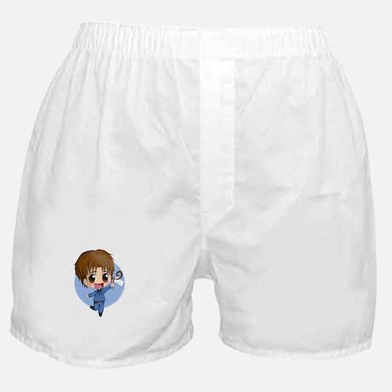 Cute Hetalia Boxer Shorts