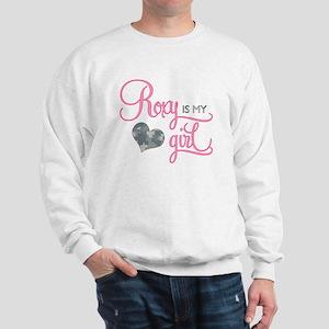 Roxy is my Girl Sweatshirt