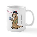 Duncan's Office Opossums Mug