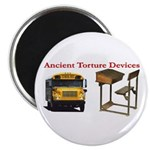 Ancient Torture Devices-1 Magnet