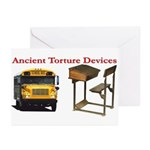 Ancient Torture Devices-1 Greeting Cards (Pk of 20