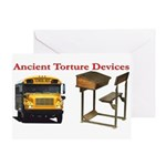 Ancient Torture Devices-1 Greeting Card