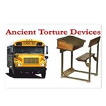 Ancient Torture Devices-1 Postcards (Package of 8)