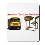 Ancient Torture Devices-1 Mousepad