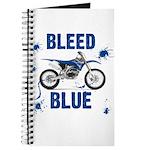 Bleed Blue Journal