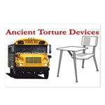 Ancient Torture Devices-2 Postcards (Package of 8)