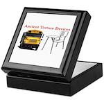 Ancient Torture Devices-2 Keepsake Box