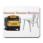 Ancient Torture Devices-2 Mousepad