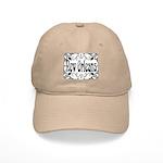 New Orleans Wrought Iron Design Cap