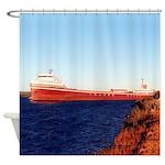 Edward L. Ryerson Inland Steel Shower Curtain