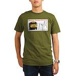 Ancient Torture Devices-2 Organic Men's T-Shirt (d
