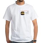 Ancient Torture Devices-2 White T-Shirt
