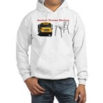 Ancient Torture Devices-2 Hooded Sweatshirt