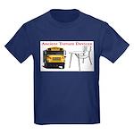 Ancient Torture Devices-2 Kids Dark T-Shirt