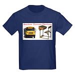 Ancient Torture Devices-1 Kids Dark T-Shirt