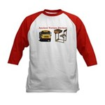 Ancient Torture Devices-1 Kids Baseball Jersey