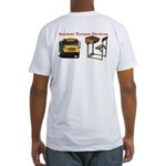 Ancient Torture Devices-1 Fitted T-Shirt