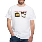 Ancient Torture Devices-1 White T-Shirt