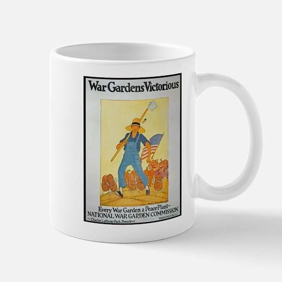 War Gardens Victorious Mug