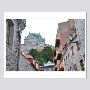 Visions of Quebec Small Poster