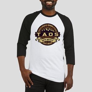 Taos Sepia Baseball Jersey