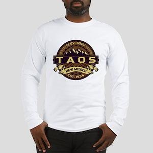 Taos Sepia Long Sleeve T-Shirt
