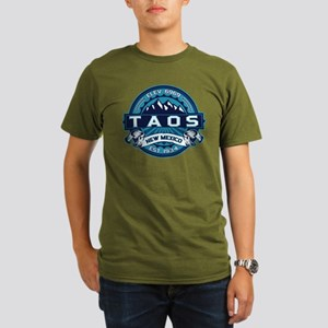 Taos Ice Organic Men's T-Shirt (dark)