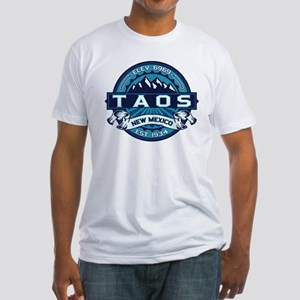 Taos Ice Fitted T-Shirt