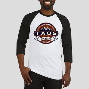 Taos Vibrant Baseball Jersey