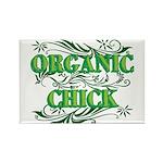 Organic Chick Magnet