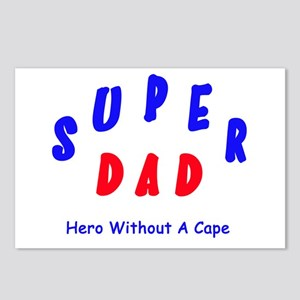 Super Dad - Hero Without A Cape Postcards (Package