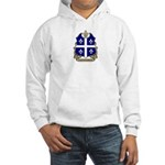 Proud Quebecois Hooded Sweatshirt